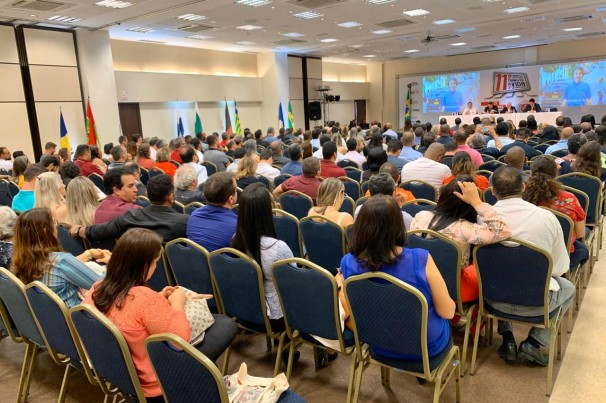 11º CongressoBrasileirode TrânsitoeVidafoi um sucesso