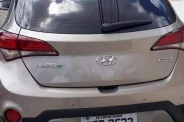 Carro da filha de deputado estadual é roubado em Campina Grande