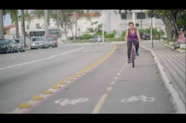 O uso da bicicleta facilita o trânsito