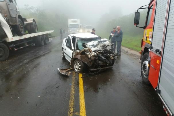 Reflexão para todos: Acidentes de trânsito causa um significado especialmente triste para famílias neste dia