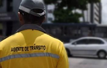 Vídeo:homem que deu 'voadora' em agente de trânsito é condenado no interior do Paraná