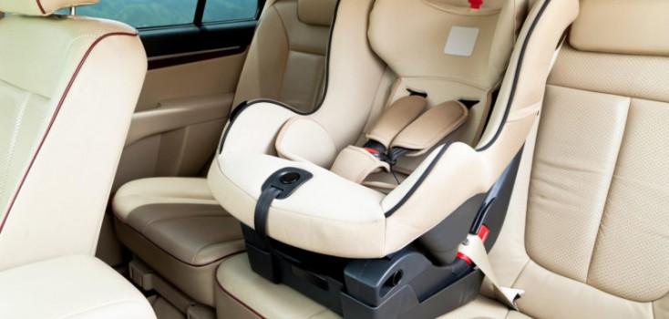 CAS aprova testes de impacto para assentos infantis em veículos
