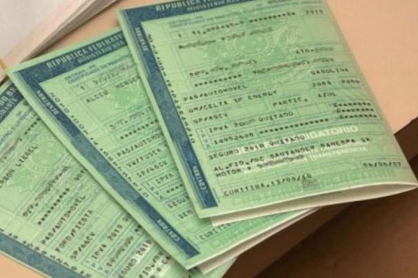 Detran: impressão de documentos veiculares está garantida até fevereiro de 2020