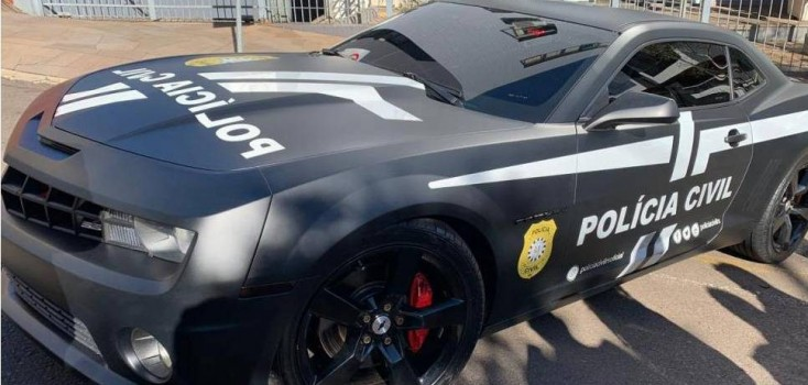 Camaro, Porsche, Challenger: supercarros que servem à polícia brasileira