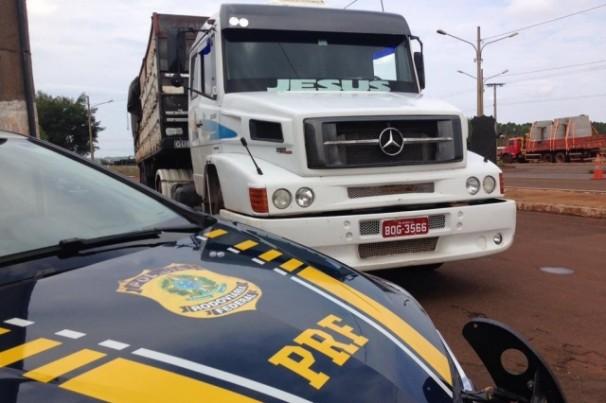 Paraibanos são presos ao tentar transportar carga de uma tonelada de maconha
