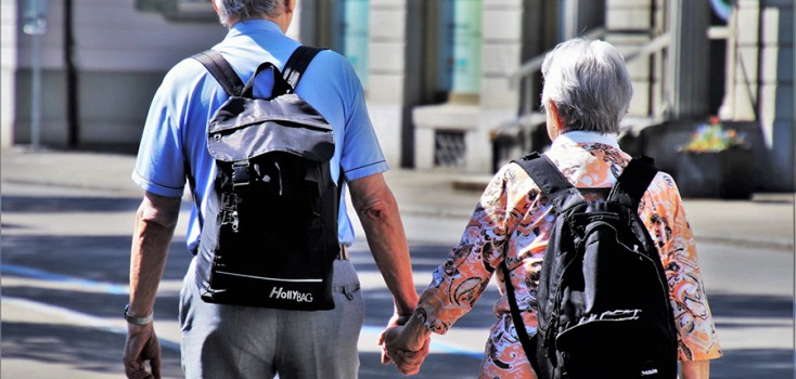 Alerta: pedestres idosos estão em situação de risco no trânsito