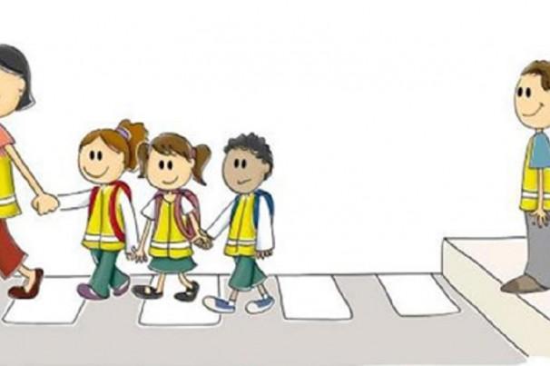 Iniciativa aborda boas práticas no trânsito com crianças