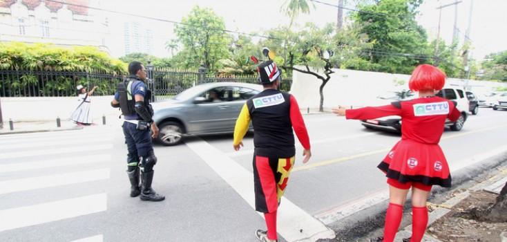 Apenas 8% dos municípios pernambucanos têm infraestrutura para gestão local do trânsito