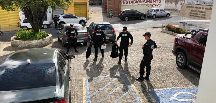 Servidores do DER viram alvos de nova fase da operação Papel Timbrado