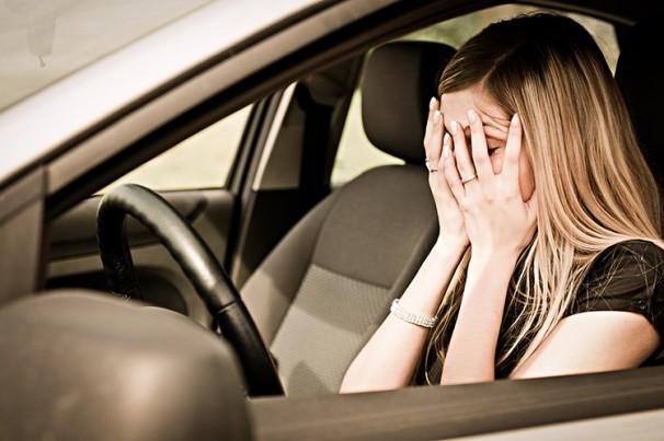 Estresse no trânsito pode causar doenças