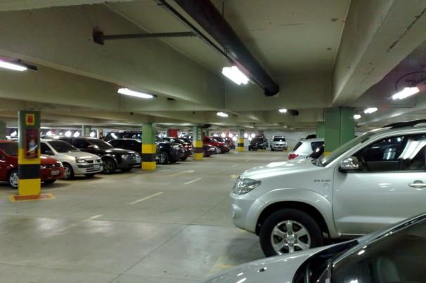 Estacionamento vai muito além das vagas para carros