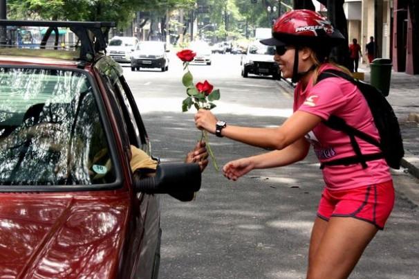No dia mundial da gentileza, como anda essa prática no trânsito