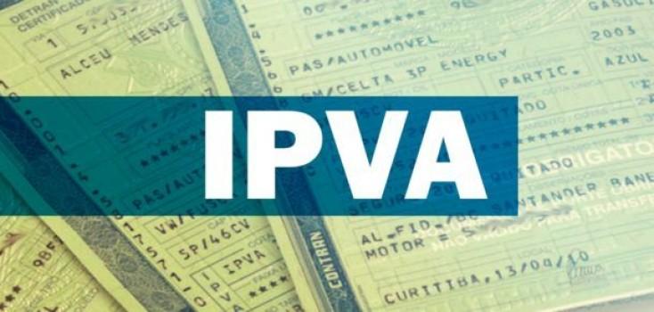 Governo divulga escala de pagamento do IPVA 2020