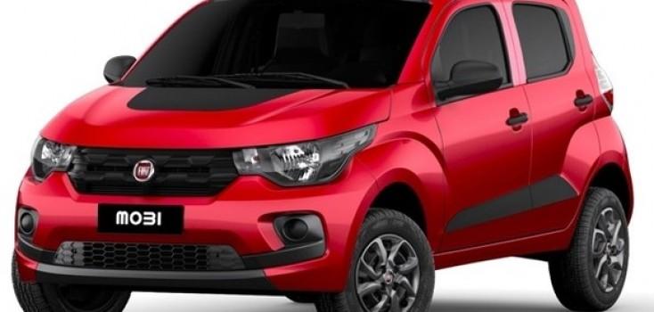 Fiat Mobi agora é o carro mais barato do Brasil