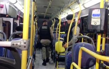 Prefeito determina suspensão do transporte coletivo