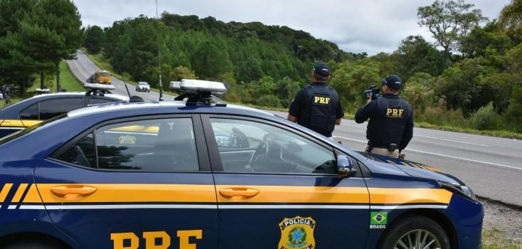 PRF prende homem com mandado de prisão por estupro de vulnerável
