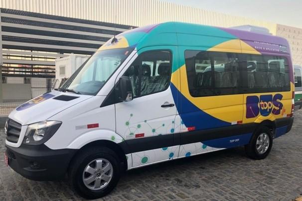 'Uber' coletivo: Fortaleza terá transporte por aplicativo sob demanda