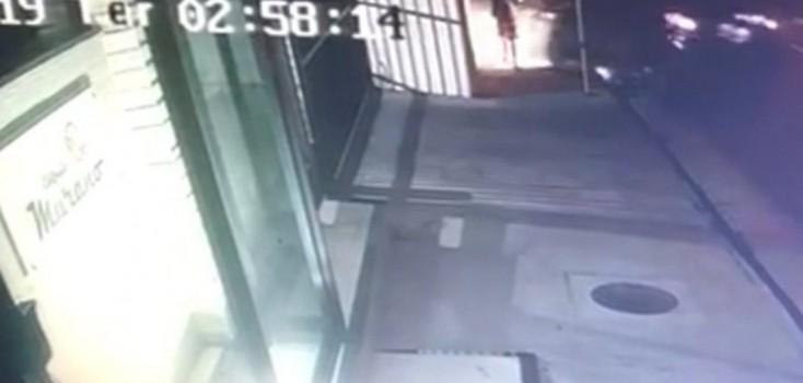Vítima atropela homem que o assaltou minutos após crime: veja vídeo