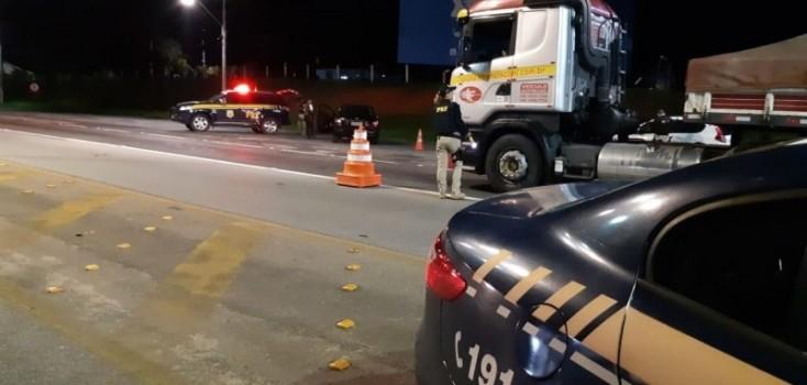 Neste final de semana 492 motoristas embrigadados são flagrados pela Polícia Rodoviária Federal