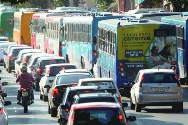 O Transporte Público metropolitano e a falta de fiscalização no trânsito