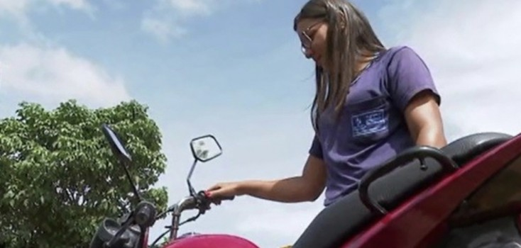 Motociclista se confunde, leva moto errada para casa e descobre pela polícia que veículo era de outra pessoa no PR