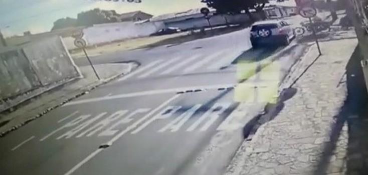 Motorista preso suspeito de matar motociclista em acidente confessa não possuir carteira de habilitação