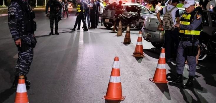 Estudo aponta que 92% dos detidos por embriaguez no trânsito são homens