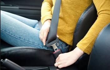Multas por falta de cinto e dispositivos de segurança crescem 15,38% nas rodovias
