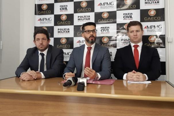 Gravações telefônicas revelaram a promotores do Gaeco esquema dentro do Detran em MG