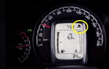 Velocidade baixa e marcha alta não é combinação ideal