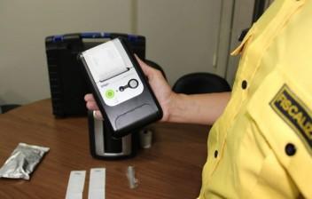 Governo lança edital para testar 'drogômetro' nas rodovias do país
