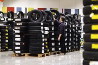 Montadoras não recomendam rodízios de pneus
