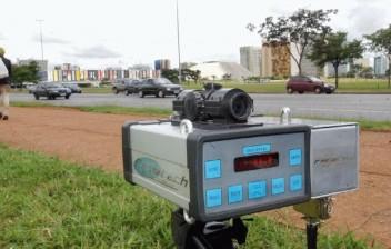 Radares móveis: volta dos dispositivos é questionada pela AGU