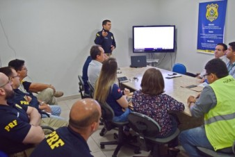 PRF e órgãos federais, estaduais e municipais realizam reunião para implementação da Operação Rodovida