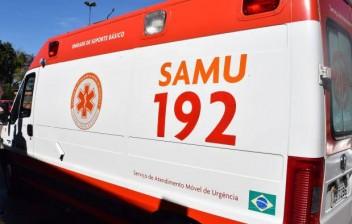Motos colidem e deixam duas pessoas feridas em João Pessoa