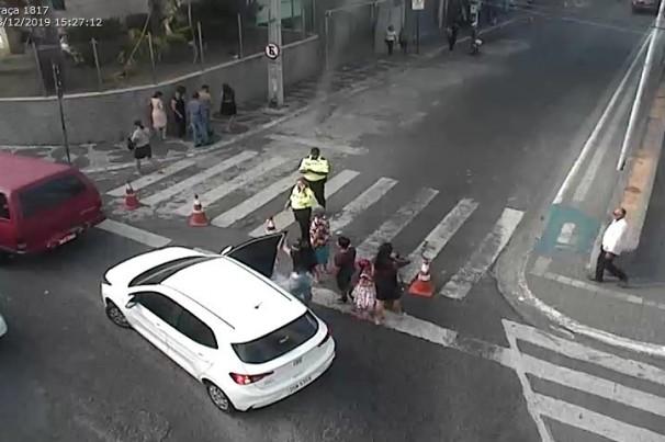 Evento da Polícia Militar interdita Avenida no Centro de João Pessoa