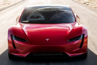 Tesla quer trocar o limpador de para-brisa por raios laser