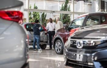 Venda de veículos sobe 1,2% em fevereiro,diz Fenabrave