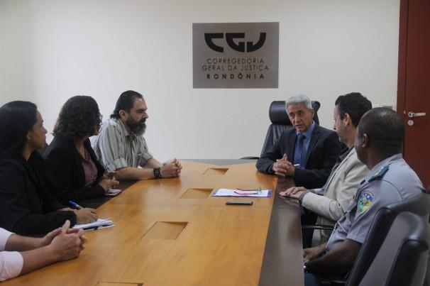 Detran Rondônia firma convênio com o Tribunal de Justiça para que cartórios façam comunicação de venda de veículos