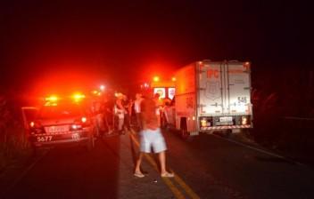 Idoso morre após ser atropelado por motocicleta em rodovia da Paraíba