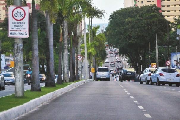 Avenida Epitácio Pessoa passa por maior intervenção de sua história para se transformar em uma Avenida Passeio