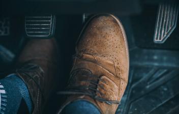 Caminhoneiro: cuidado na saúde dos pés