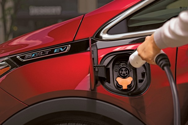 BRF testa carro 100% elétrico