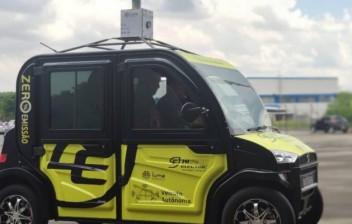 Hitech Electric lança primeiro veículo elétrico e autônomo no Brasil