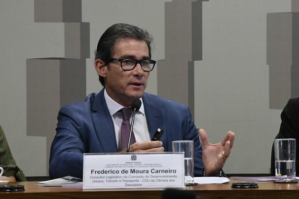 Frederico de Moura Carneiro assume direção do Denatran nesta quinta-feira