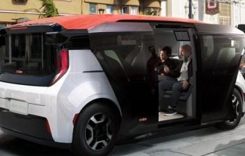 GM lança carro autônomo para serviço de viagens compartilhadas