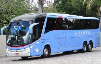 Empresa recolhe frota e ônibus deixam de circular
