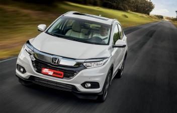 No varejo, Honda HR-V ainda é SUV compacto mais vendido do Brasil