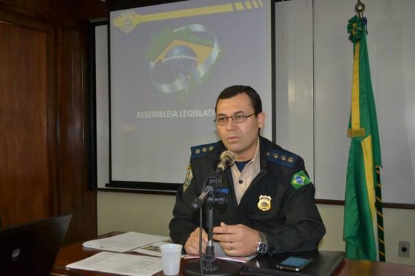 Jerry Adriane Dias Rodrigues deixa diretoria do Denatran