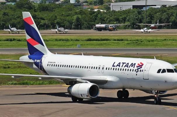 Latam anuncia ampliação de voos diretos na rota Brasília-João Pessoa